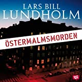 Front cover for the book Östermalmsmorden by Lars Bill Lundholm