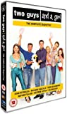 Two Guys and a Girl (Complete Season 4) - 4-DVD Set ( Two Guys, a Girl and a Pizza Place ) [ NON-USA FORMAT, PAL, Reg.2 Import - United Kingdom ] by Traylor Howard