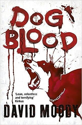 Book Dog Blood by David Moody (10-Feb-2011)