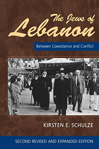 The Jews of Lebanon: Between Coexistence and Conflict (Second Revised and Expanded Edition)