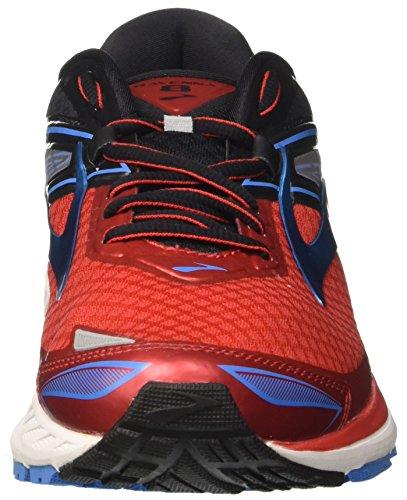 risque Gymnastique Rouges De Noir Brooks Rouge Ravenna Franais lev Chaussures 8 Bleu xXEYEwqF