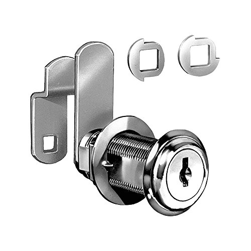 Disc Tumbler Lock Nickel C8060 14A C346A product image