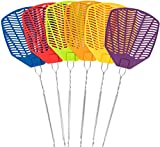 Garsum Fly Swatter with Long Wire Handle Heavy Duty