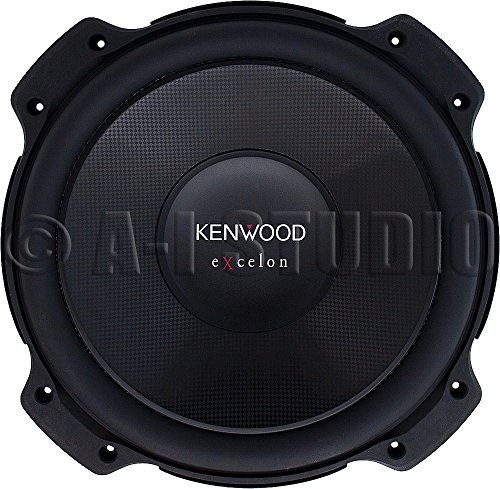Kenwood Car Subs - Kenwood eXcelon KFC-XW120 12 Inch Subwoofer