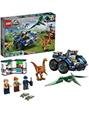 LEGO Jurassic World 75940 Gallimimus and Pteranodon Breakout Building Kit (391 Pieces)