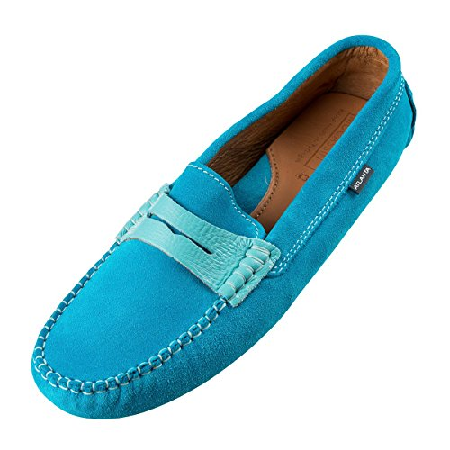 Women's Closed Atlanta Women's TURQUOISE Atlanta Turquoise UqvcPE4