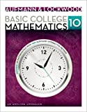 Basic College Mathematics: An Applied Approach by Aufmann 10th Edition (Paperback) Textbook Only