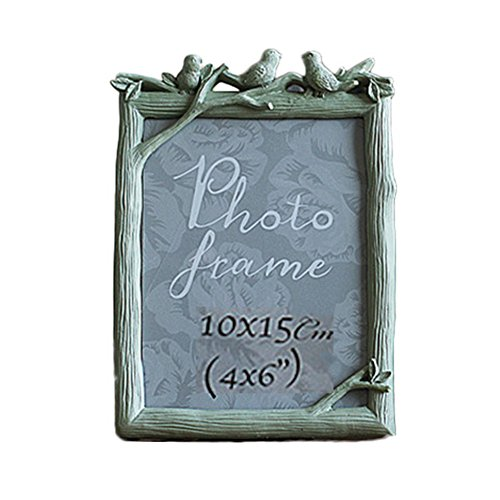 Bird Picture Frames | Kritters in the Mailbox | Bird Picture Frame