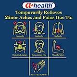 A+Health Ibuprofen 200 Mg Softgels, Pain
