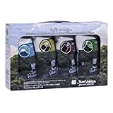 JUAN VALDEZ Organic Colombian Ground Coffee | Cafe Colombiano 2.4oz 4-PACK