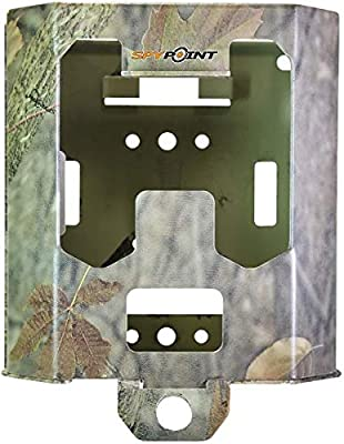 Spypoint SB-200 Steel Security Box fits 42 LED Cam by Sportsman Supply Inc.