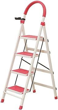 C-J-Xin Antideslizante Hierro Escalera, Escalera estabilización de diseños grandes pedal Escalera tienda de ropa/almacén/teatro for escaleras/múltiples colores Escalera de casa: Amazon.es: Bricolaje y herramientas