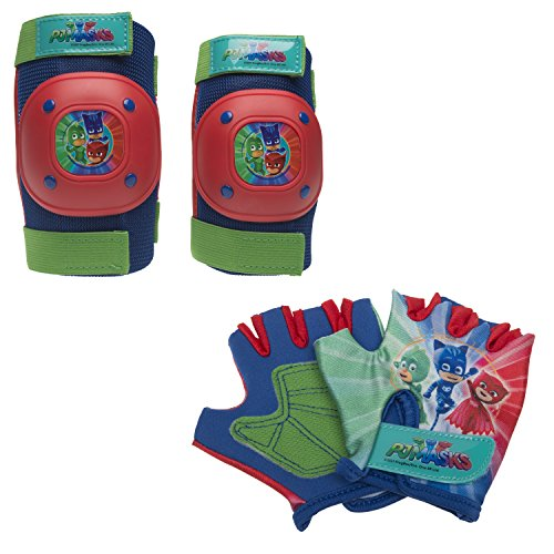 Price comparison product image Bell Pj Masks Pad & Glove Set