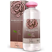 Alteya Organics Bulgarian Rose Water (From New Rose Harvest) - EXTRA LARGE, 17fl oz/500ml, 100% Pure, From Alteya's Bulgarian Rose Fields and Distillery