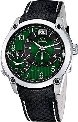 Jaguar Trend J630/F Mens Wristwatch Swiss Made