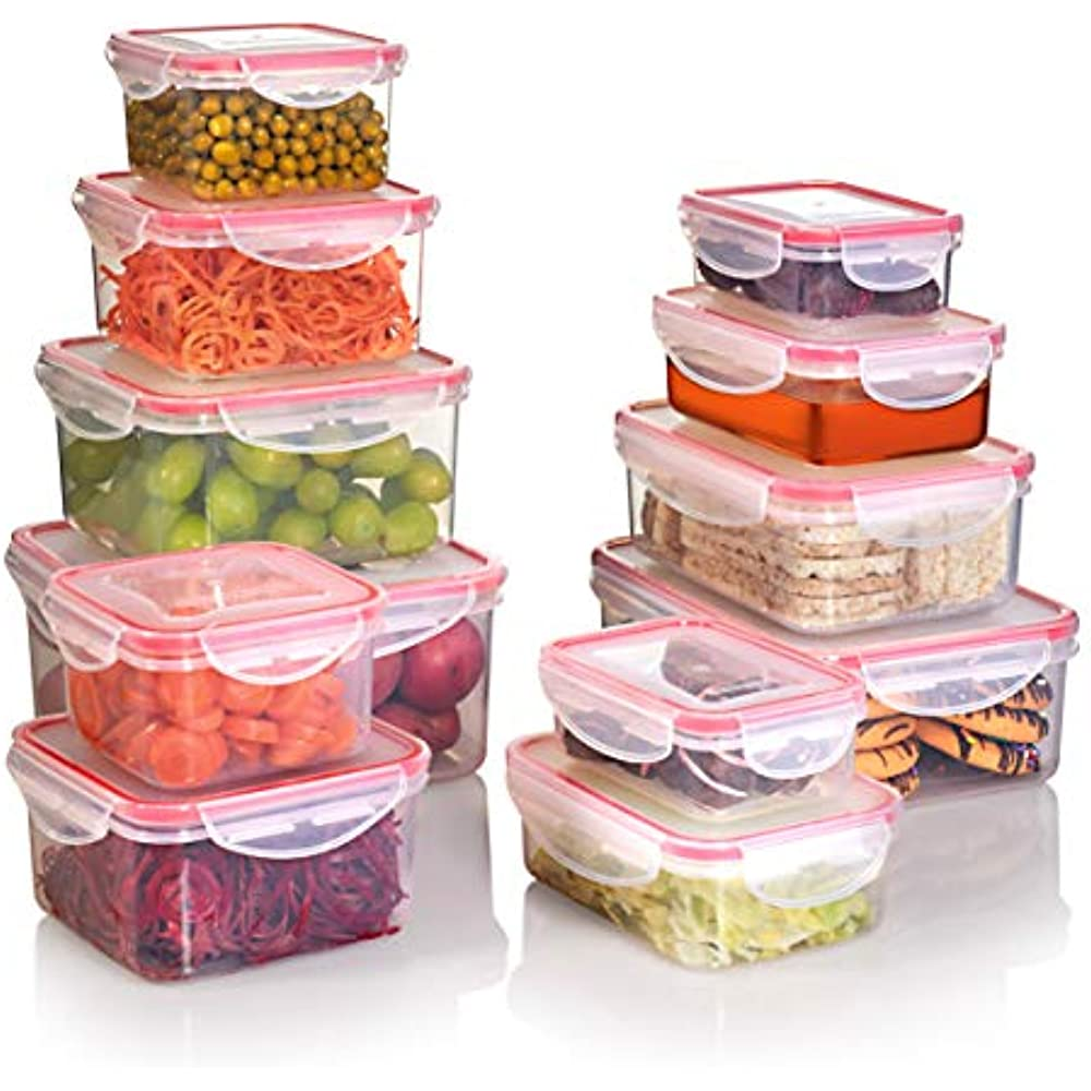 Food Storage Amp Organization Sets Containers With Lids