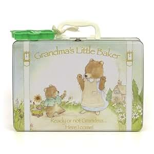Child to Cherish Grandma's Lil' Baker Suitcase, Blue