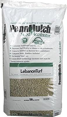 Lebanon Seaboard Corporation 50-Number Penn Mulch Seed Accelerator
