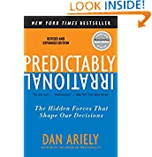 Dan Ariely (Author) (1007)Buy new:  $15.99  $9.52 254 used & new from $4.26