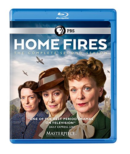 Masterpiece: Home Fires Season 2 Blu-ray