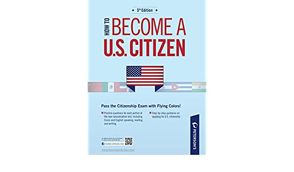 Amazon How To Become A Us Citizen Uscis Instructions Part