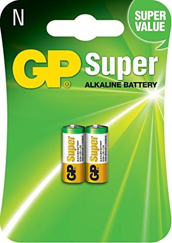 Maxwell Gp Super Alkaline Lr1 C2,