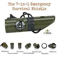 Emergency Survival Gear Whistle