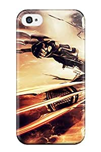 Awesome Case Cover/iphone 5c Defender Case Cover(ninja Gaiden Fantasy Anime Warrior )