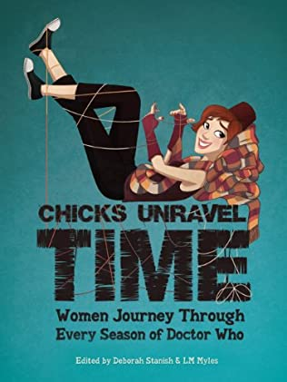 book cover of Chicks Unravel Time