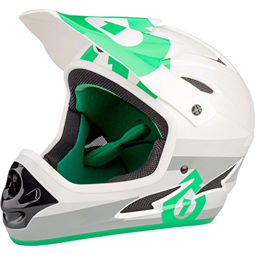 SixSixOne - Comp Bike Helmet, Bolt, Gray Green, CPSC, ()