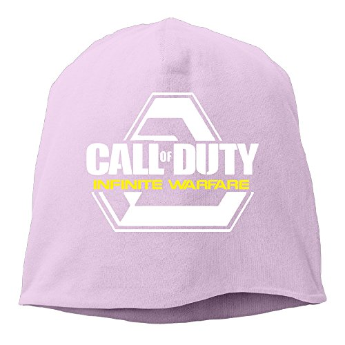 [YUVIA First-person Shooter Video Game Men's&Women's Patch Beanie B-boyPink Cap For Autumn And] (Tarzan Costume Accessories)