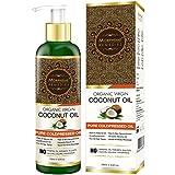 Morpheme Remedies Pure ColdPressed Organic Virgin Coconut Oil For Hair & Skin - 200ml
