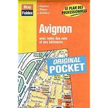 Pocket Plan Avignon