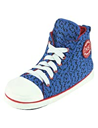Home Slipper Kids Big Boy's Girl's Plush Soft Indoor House Fashion Sneaker Slippers