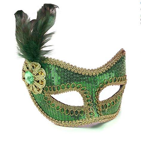 Forum (Green Masquerade Masks)