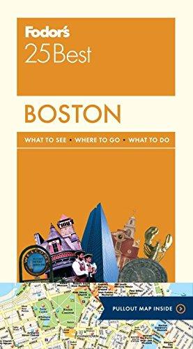 Fodor's Boston 25 Best (Full-color Travel - Hall Mass Faneuil Boston