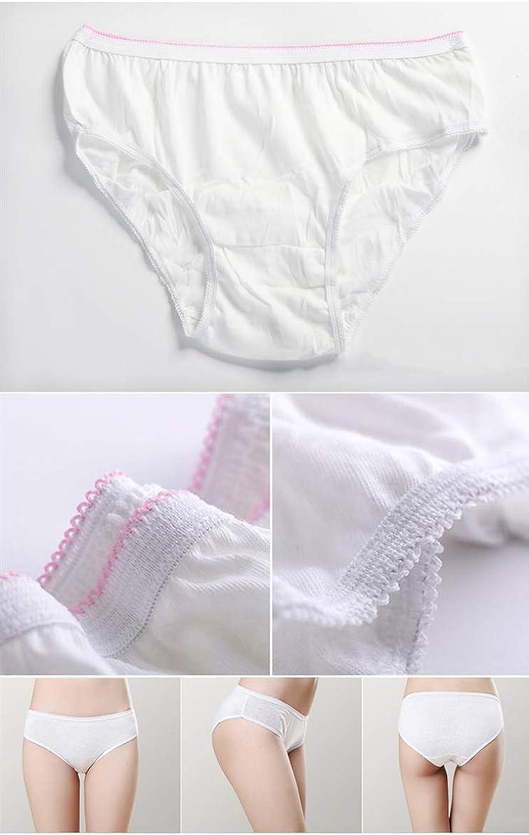 Seamless Damen Pagen Krankenhaus Slips f/ür Einweg W/öchnerinnen Binden nach der Geburt KICCOLY W/öchnerinnen Slips,Wochenbett Panties mit Bein-Ansatz