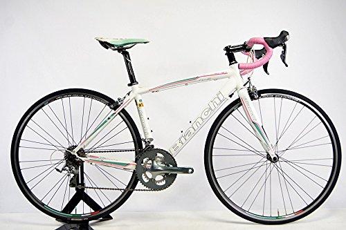 Bianchi(ビアンキ) VIA NIRONE7 DAMA BIANCA(ビア ニローネ7 ダーマビアンカ) ロードバイク 2014年 46サイズ B078S5JDHT