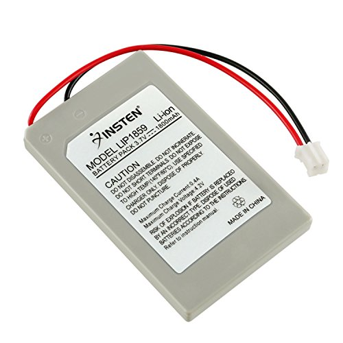 Insten [2 Pack Valued Combo] - Compatible With SONY PS3 Controller Replacement Battery (Psp Umd Holder)