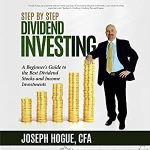 Step by Step Dividend Investing Audiobook