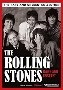 THE ROLLING STONES - RARE AND UNSEEN