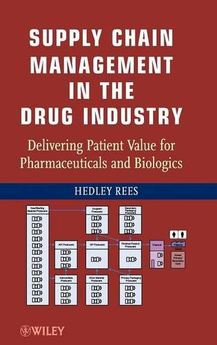 Supply Chain Management In The Drug Industry  Delivering Patient Value For Pharmaceuticals And Biologics