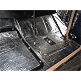 Hushmat 681132 Sound and Thermal Insulation Kit (1990-2007 Honda Accord - Firewall)