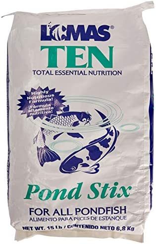 Lomas ten pond sticks 1
