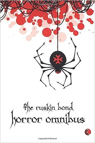 Book The Ruskin Bond Horror Omnibus