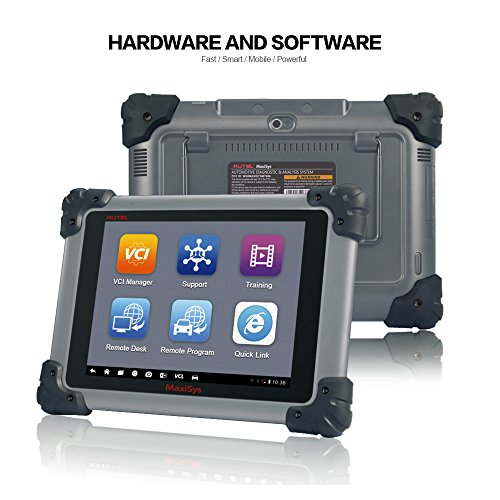 SAE J2534 Automotive diagnostic scanner MS908P