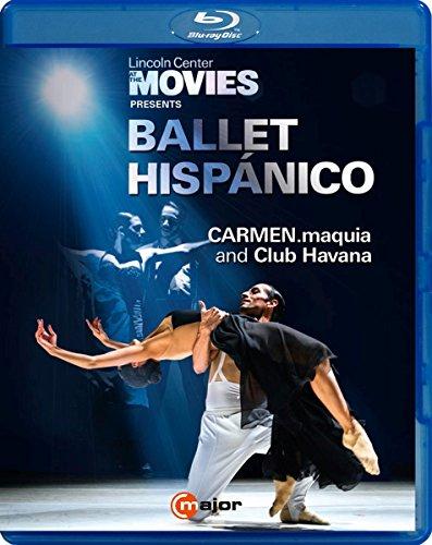 CARMEN.maquia & Club Havana (Blu-ray)