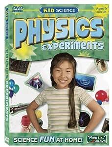 Kid Science: Physics Experiments