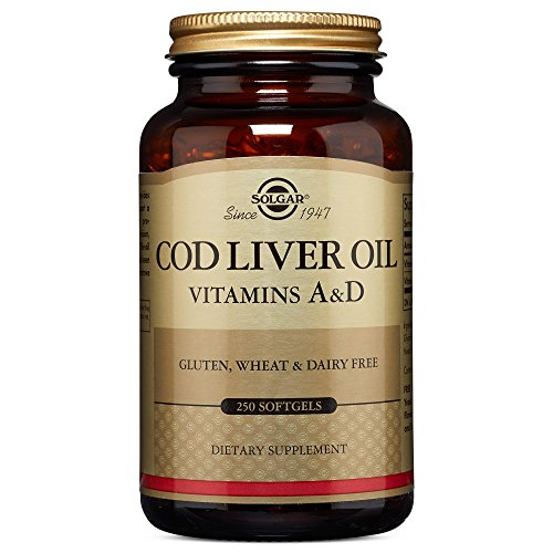 Solgar Norwegian Vitamin Supplement Softgels product image