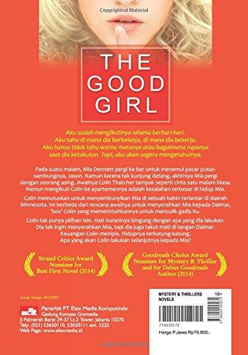 The Good Girl Indonesian Edition Mary Kubica 9786020453972 Amazon Books